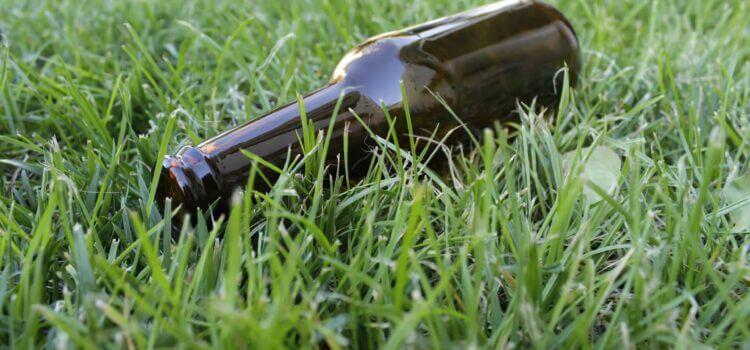 Wie mich eine leere Bierflasche im Garten glücklich machte…