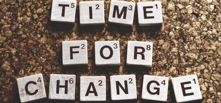 50 Dinge die ich an meinem Leben ändern könnte